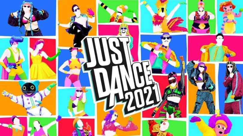 PS5 Just Dance 2021 bundle