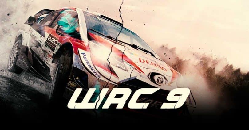 PlayStation 5 WRC 9 Bundle