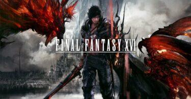 ps5 final fantasy XVI bundle