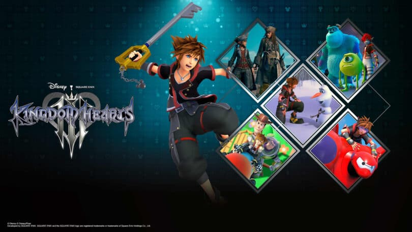Kingdom Hearts PS5 Bundle