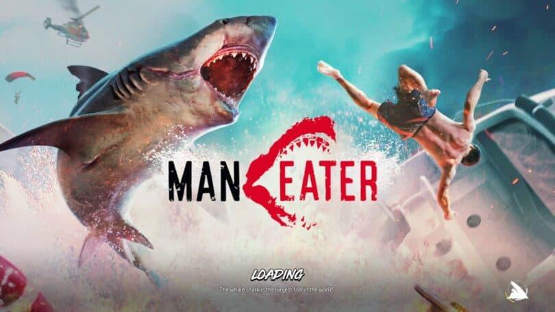 Maneater PS5 Bundle